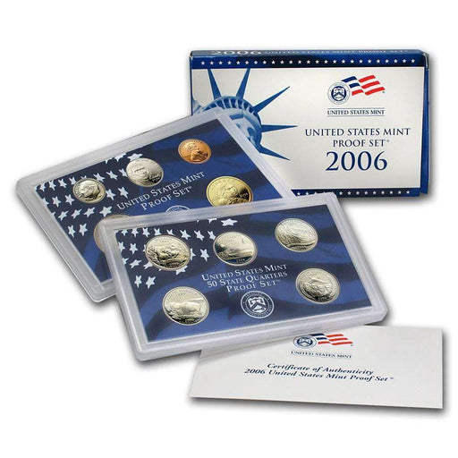 2006 United States Mint Proof Set - HMint Precious Metals