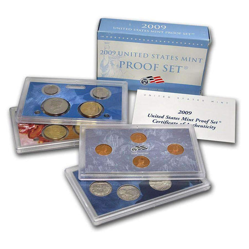 2009 United States Mint Proof Set - HMint Precious Metals