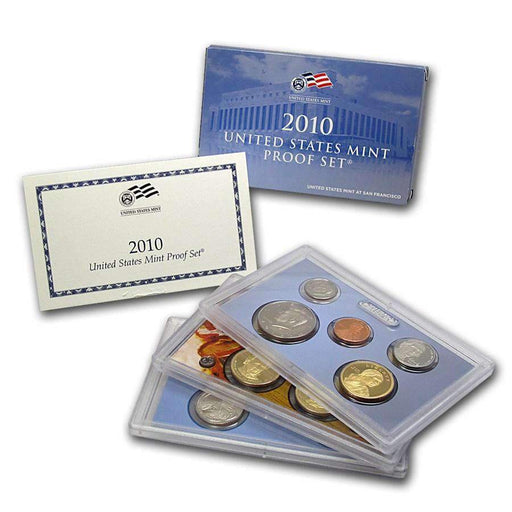 2010 United States Mint Proof Set - HMint Precious Metals