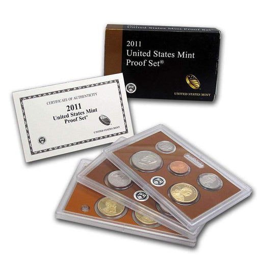 2011 United States Mint Proof Set - HMint Precious Metals