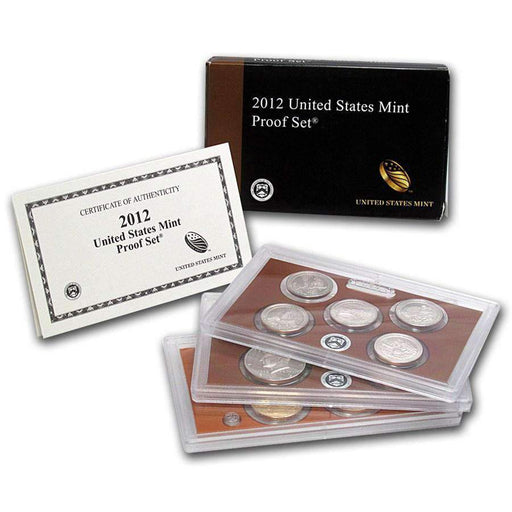 2012 United States Mint Proof Set - HMint Precious Metals