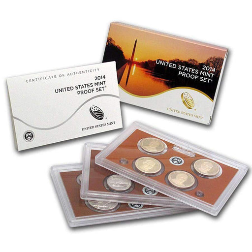 2014 United States Mint Proof Set - HMint Precious Metals
