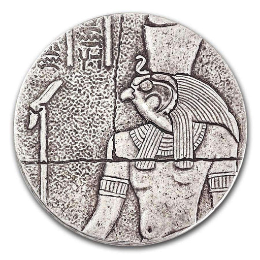 2016 Republic of Chad 2 oz Silver Horus - HMint Precious Metals