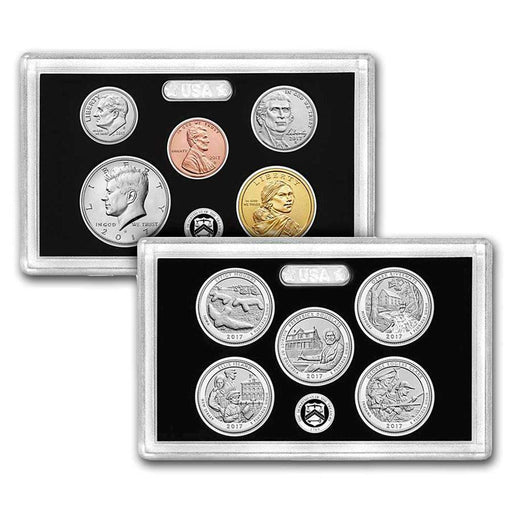 2017 United States Mint 225th Anniversary Enhanced Uncirculated Coin Set - HMint Precious Metals