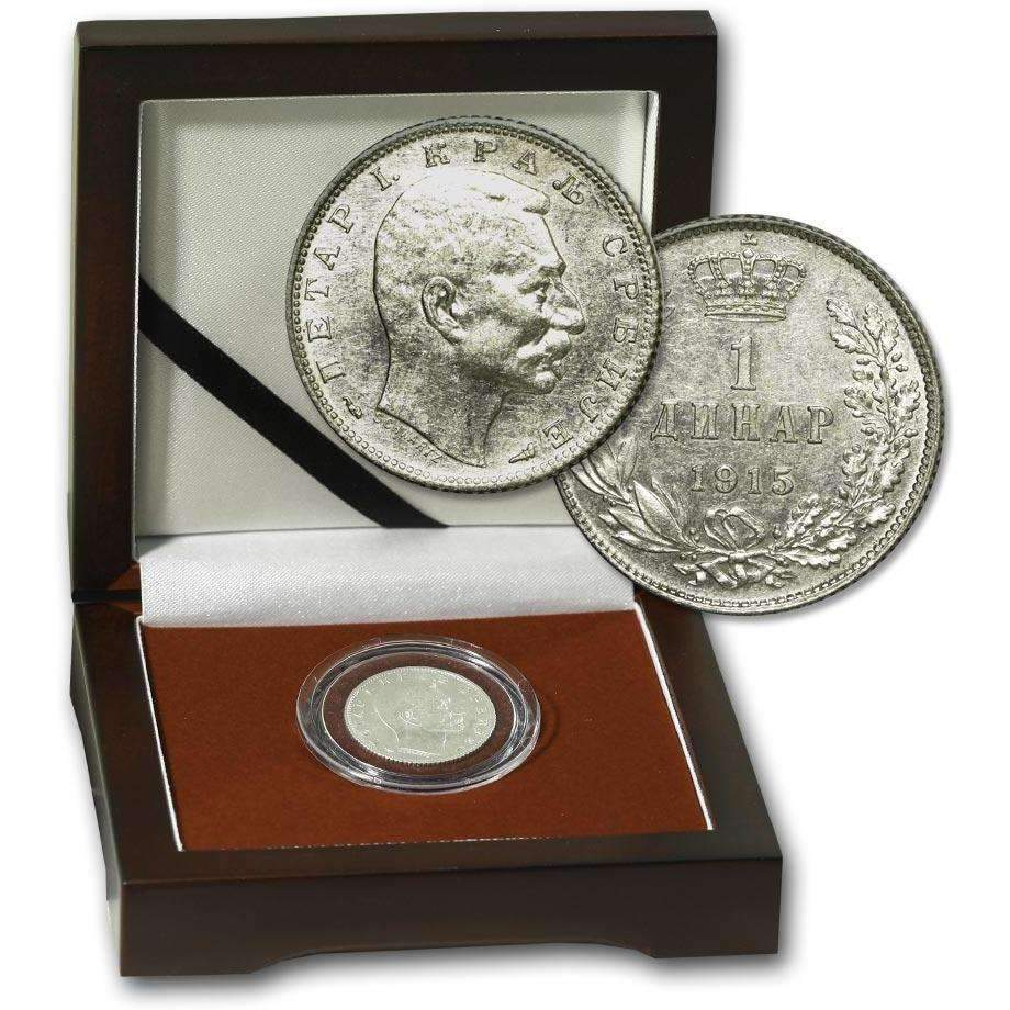 Black Hand:The Assassination of the Archduke & The Great War Coin Box - HMint Precious Metals