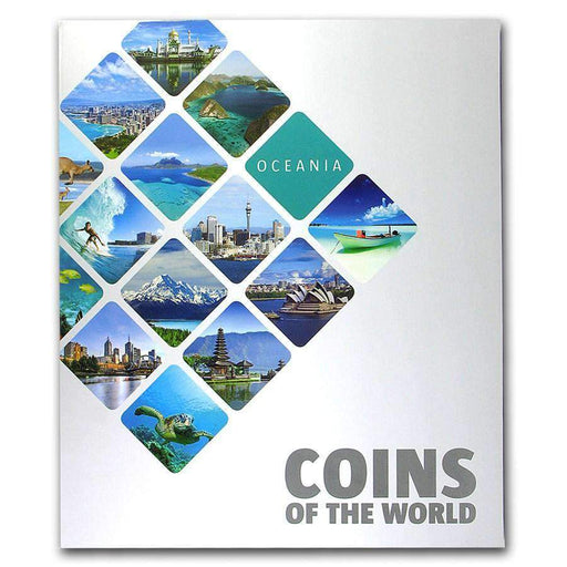 Coins of the World - Oceania (24 coins) - HMint Precious Metals