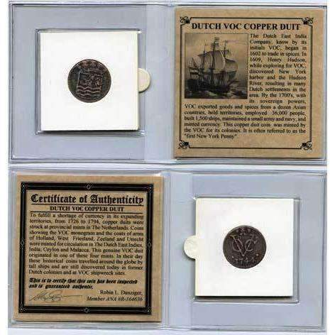 Dutch Colonies-V.O.C. Duits Mini (C) - HMint Precious Metals