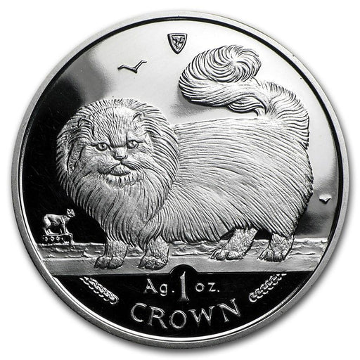 Isle of Man 1 oz Silver Cats Proof (Random Year) - HMint Precious Metals