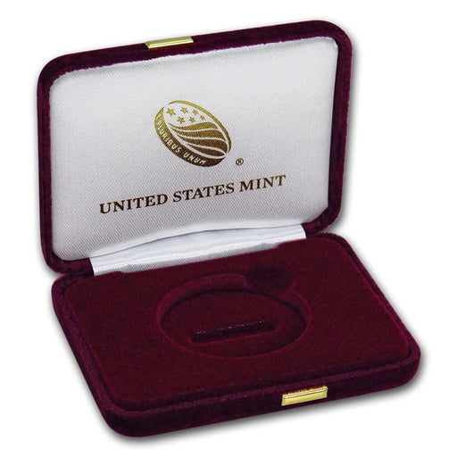 United States Mint Box - 1 oz Gold American Eagle Proof - HMint Precious Metals