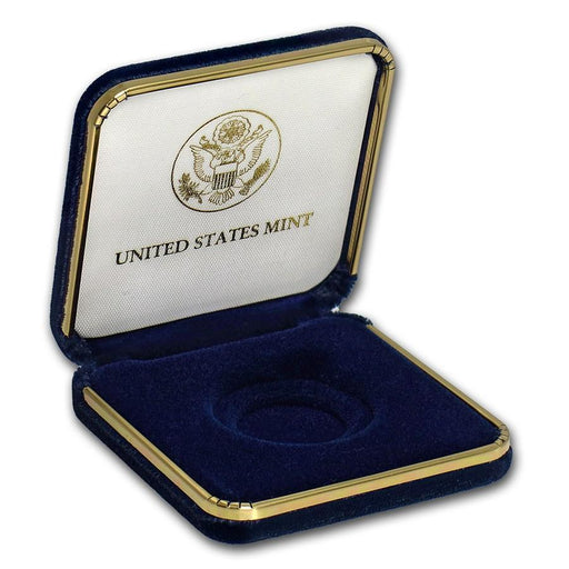 United States Mint Box - 1 oz Gold American Eagle - HMint Precious Metals