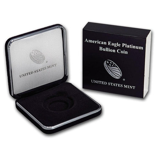 United States Mint Box - 1 oz Platinum American Eagle - HMint Precious Metals
