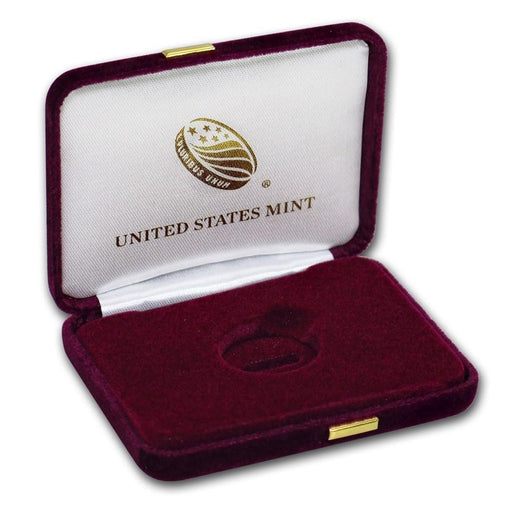 United States Mint Box - 1/10 oz Gold American Eagle Proof - HMint Precious Metals