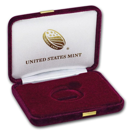United States Mint Box - 1/4 oz Gold American Eagle Proof - HMint Precious Metals