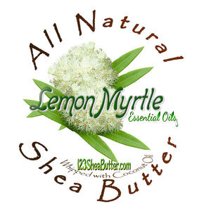 Lemon Myrtle Shea Butter