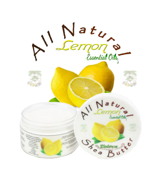 Lemon Shea Butter