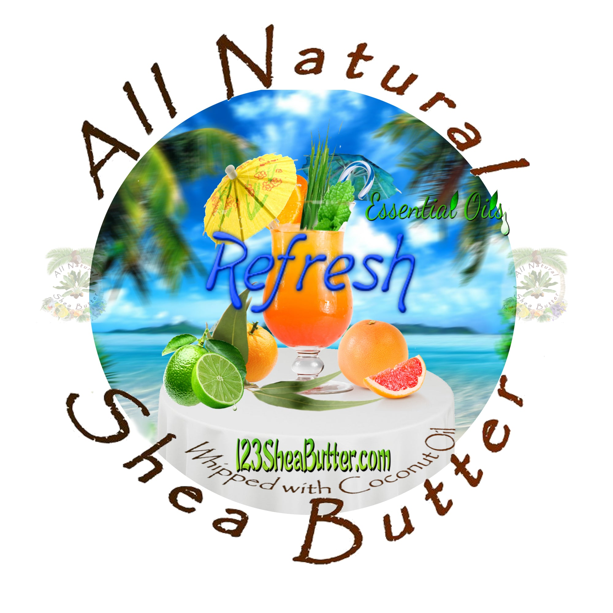 Refresh Blend Shea Butter