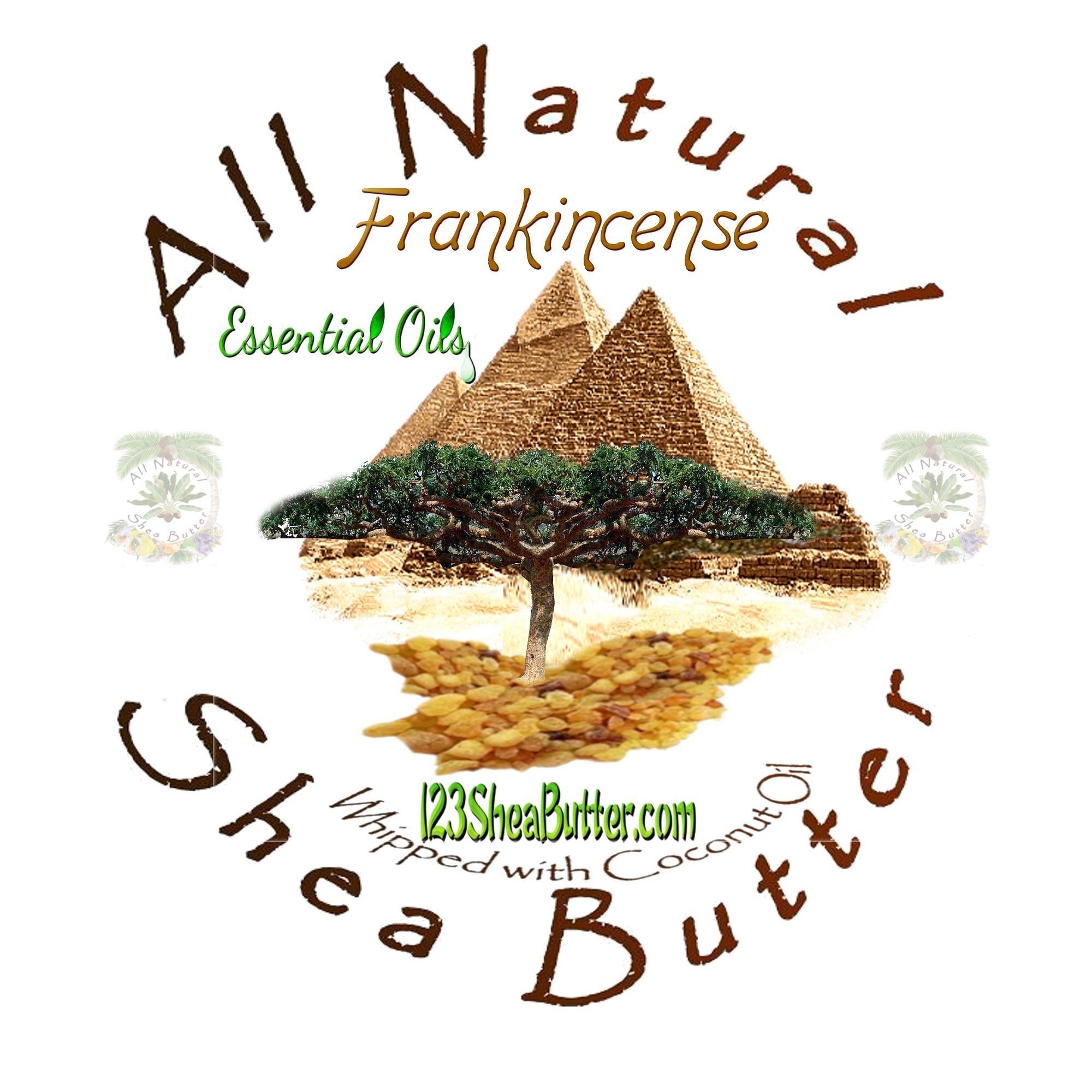 Frankincense Shea Butter