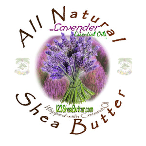 Wholesale Lavender Shea Butter