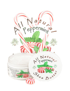 Peppermint Shea Butter