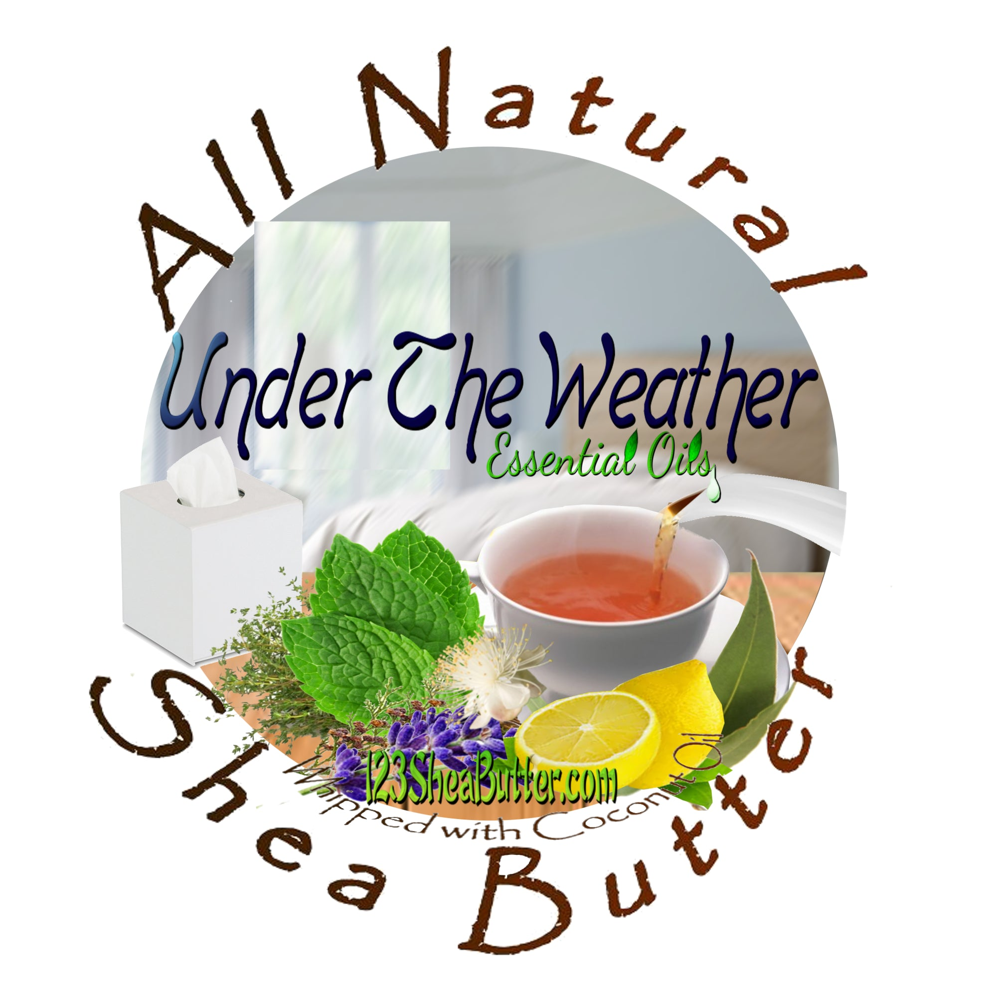 Under The Weather Blend Shea Butter