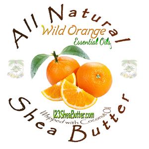 Fresh Orange Shea Butter