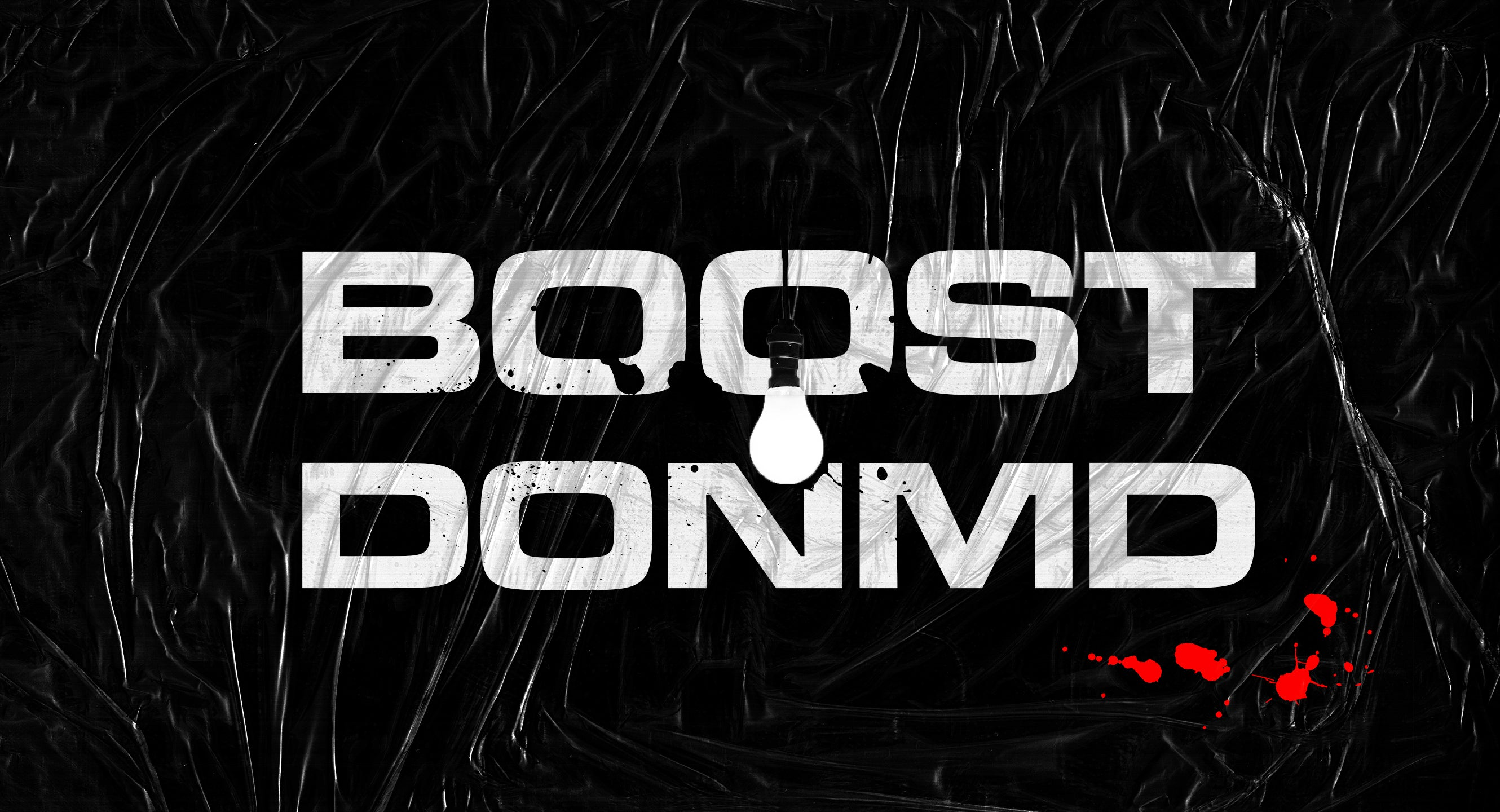 "DONMD releases his new Single ""BOOST"""
