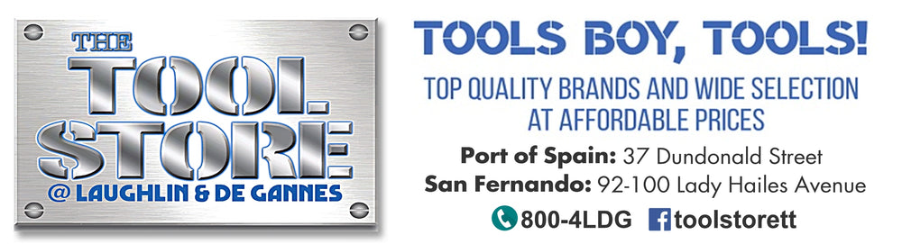 The Tool Store at Laughlin and De Gannes