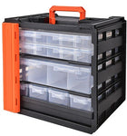 TACTIX CLEAR ORGANIZER RACK SET (MER320047)