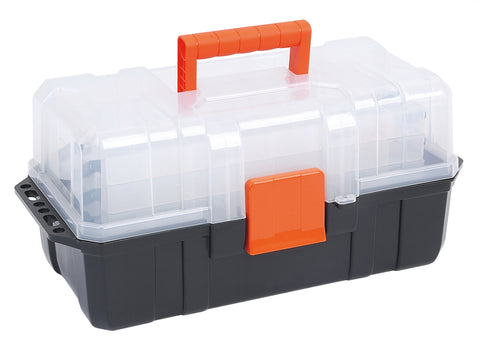 TACTIX 3-LEVEL CANTILEVER STORAGE BOX (MER320311)