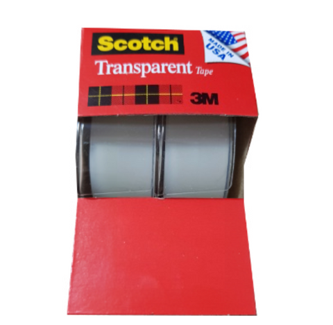 3M SCOTCH TAPE 2 PACK (3M097967)