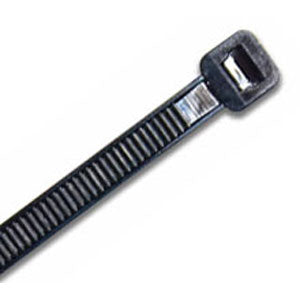 TACTIX 100PCS 14IN CABLE TIE BLACK 47 x 350MM (MER408031)