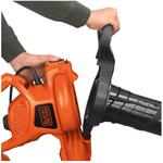 BLACK AND DECKER 12 AMP BLOWER/VACUUM/MULCHER (BD0BV3600)
