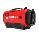 CRAFTSMAN CORDLESS 20V MAX MULTIPURPOSE INFLATOR TOOL ONLY (CRA0CMCE520B)