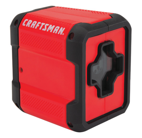 CRAFTSMAN RED CROSS LINE LASER (CRA0CMHT77629)