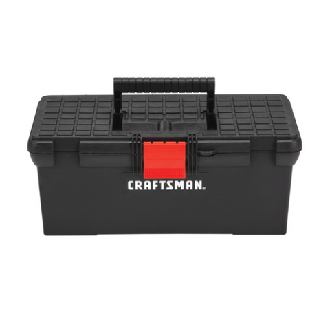 CRAFTSMAN 16-IN. TOOL BOX (CRA0CMST16005)