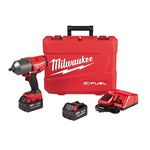 MILWAUKEE M18 FUEL HIGH TORQUE 1/2 IMPACT WRENCH WITH FRICTION RING KIT (M2767-22)