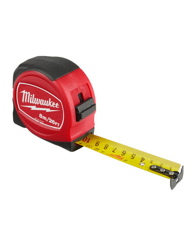 MILWAUKEE 8M 26 X 25MM TAPE MEASURE (M48-22-7727)