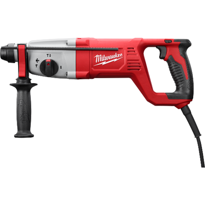 "MILWAUKEE 1"" SDS PLUS ROTARY HAMMER KIT (M5262-21)"