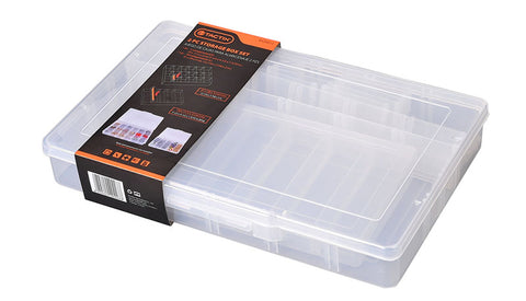 TACTIX 2 PC STORAGE BOX (MER320011)