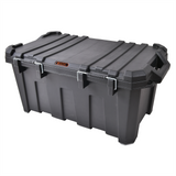 TACTIX 85L BLACK CONTAINER BOX (MER320506)