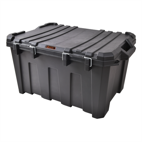 TACTIX 135L BLACK CONTAINER BOX (MER320508)