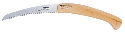 "YARDSMITH 10"" FOLDING SAW WITH WOOD HANDLE (MER606603)"