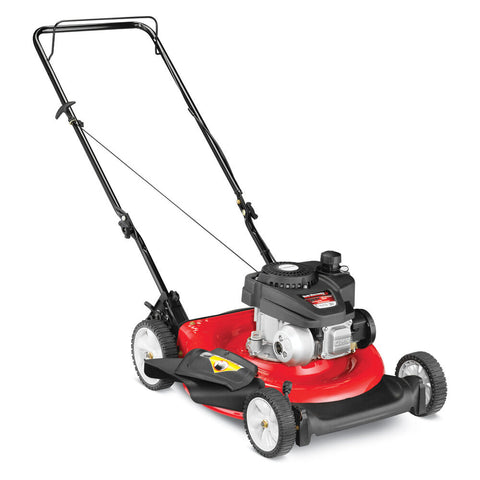 "MTD YARD MACHINES 21"" PUSH MOWER (MTD11A-A0S5700)"
