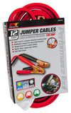 PERFORMANCE TOOL 10GA 12FT JUMPER CABLES (PTW1670)