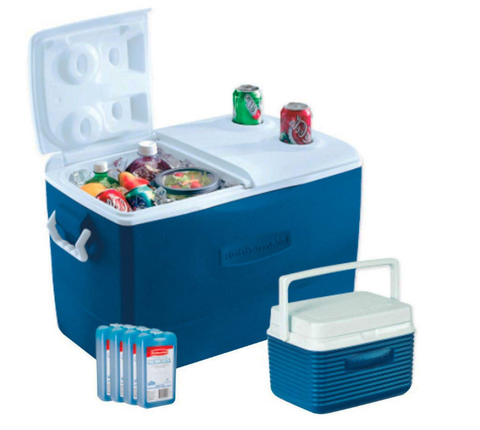RUBBERMAID VP 50QT/473L COOLER (RUB1946228)
