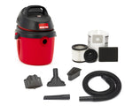 SHOP-VAC 2.5 GALLON 2.0 PEAK HP VACUUM (SV589-03-36)