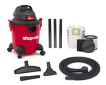 SHOP-VAC 5 GALLON 2.0 PEAK HP POLY VACUUM (SV597-15-36)