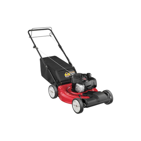 MTD YARD MACHINES 12A-A1BA729 SELF-PROPELLED LAWN MOWER (MTD12A-A1BA729) - Home and Garden
