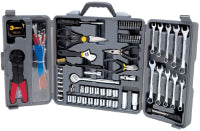 PERFORMANCE TOOL 265PC TRI-FOLD SET W/CABLE TIE (PTW1519)