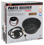 PERFORMANCE TOOL SMALL PORTABLE PARTS WASHER (PTW54043)